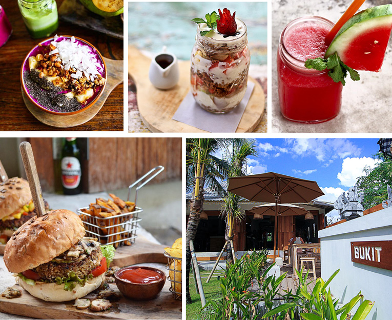 Bukit cafe, hotspots in uluwatu