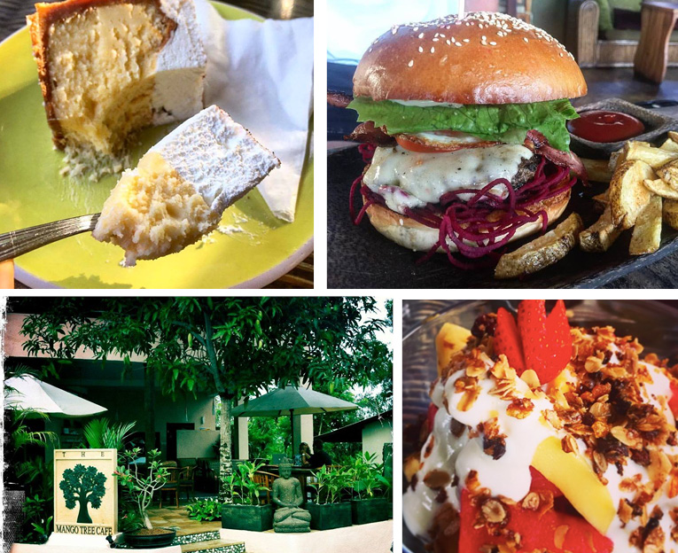 Mango tree cafe, hotspots in uluwatu