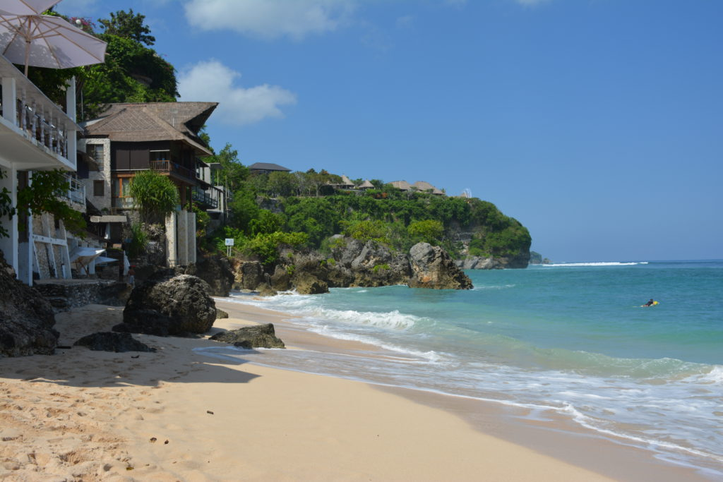 bingin strand, klimaat op bali