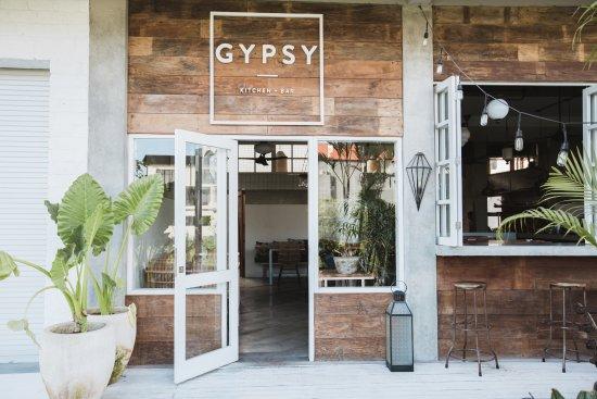 gypsy cafe, canggu, bali