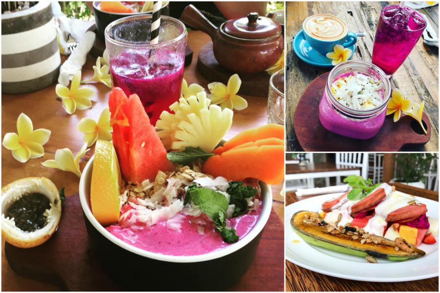 ontbijten in canggu