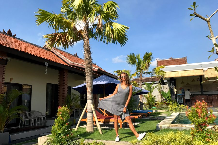 Lemon Guesthouse, Canggu Bali Tips, goedkoop slapen in Canggu