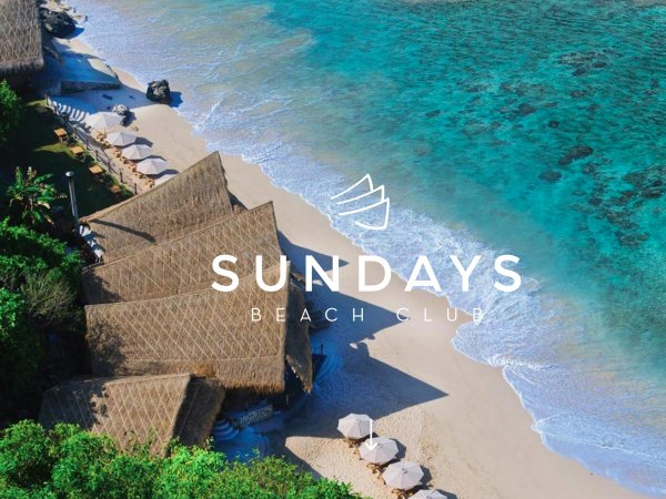 sundays beach club bali