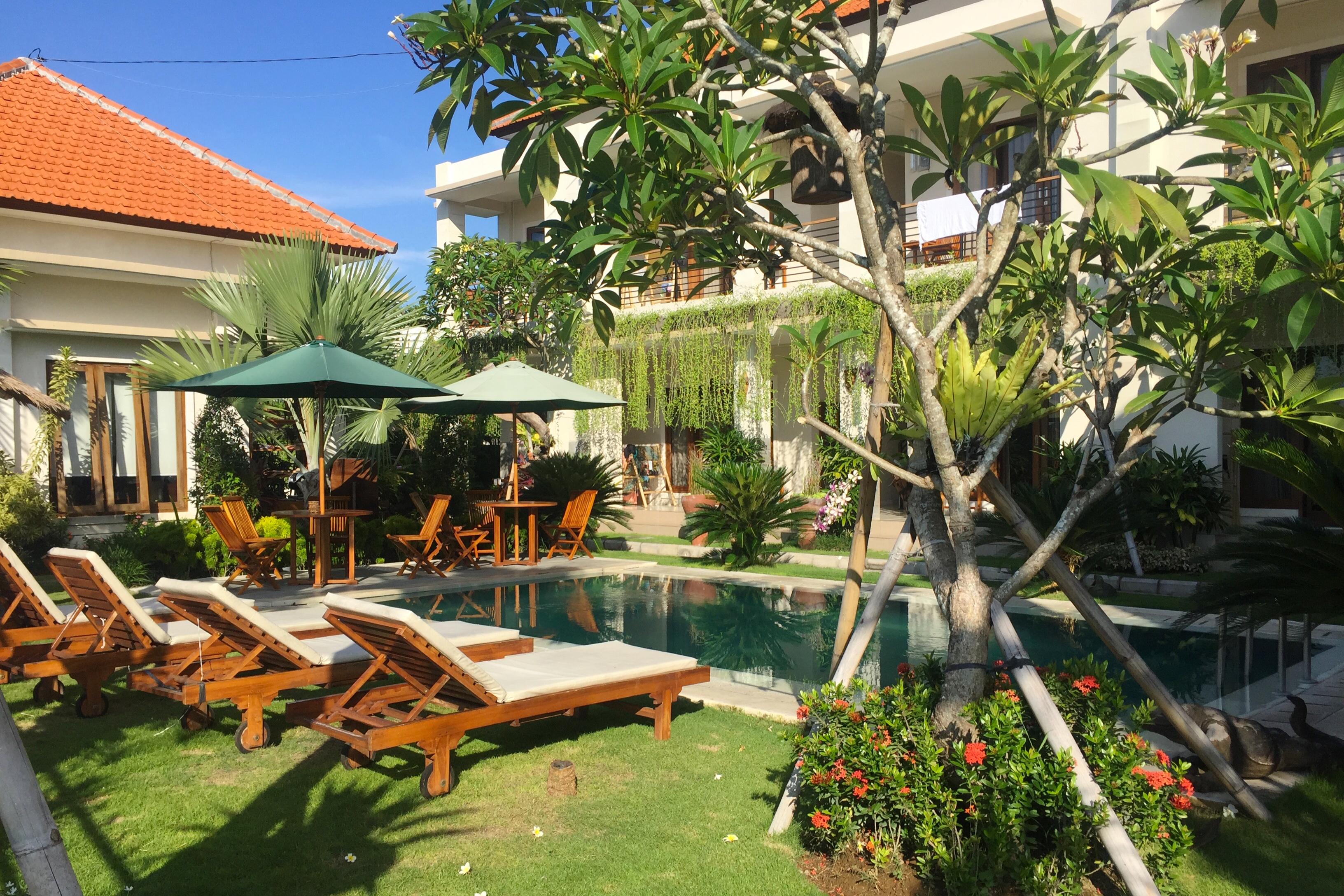 Canggu Bona Kubu Guesthouse
