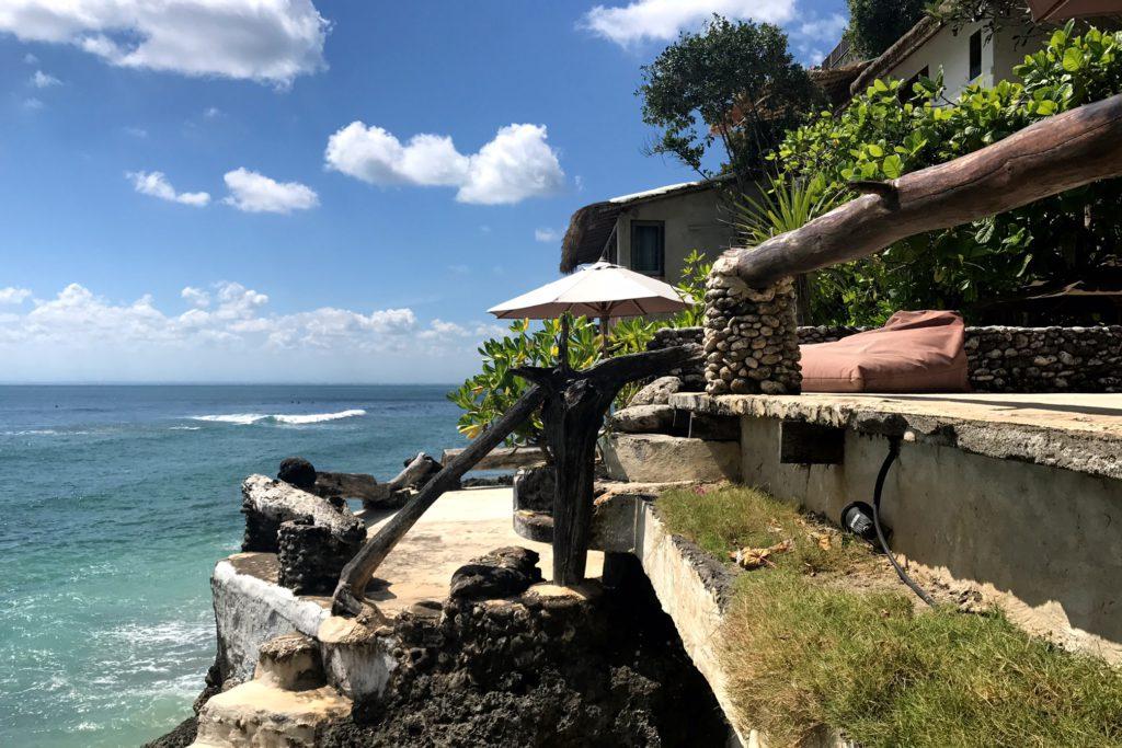 Rock 'n Reef, Uluwatu Bali