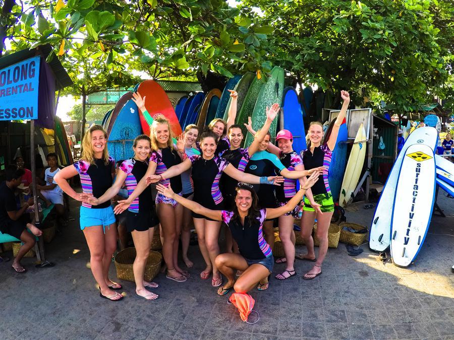 surfen retreat batu bolong, canggu, bali, retreat bali