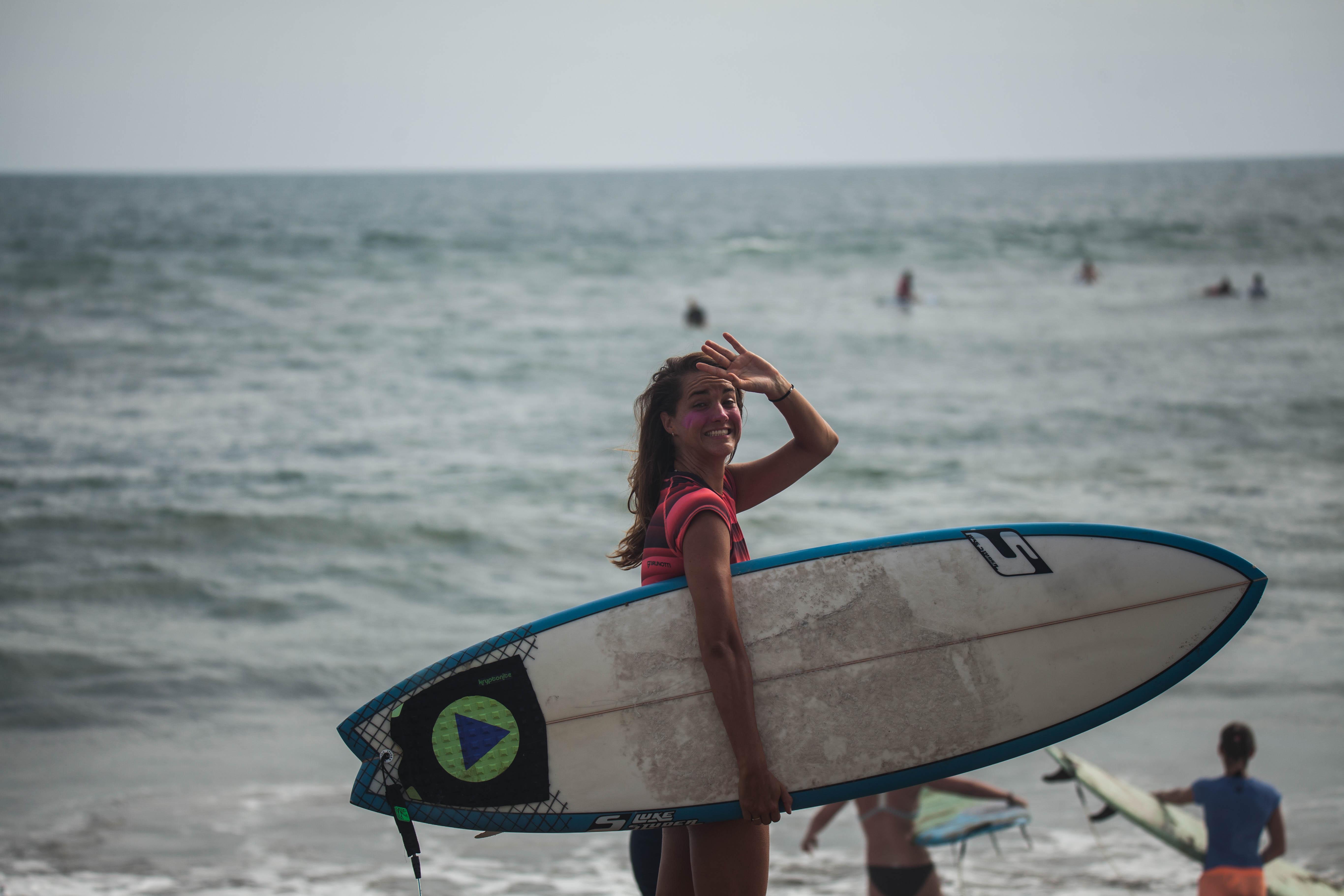 daisy, surfen