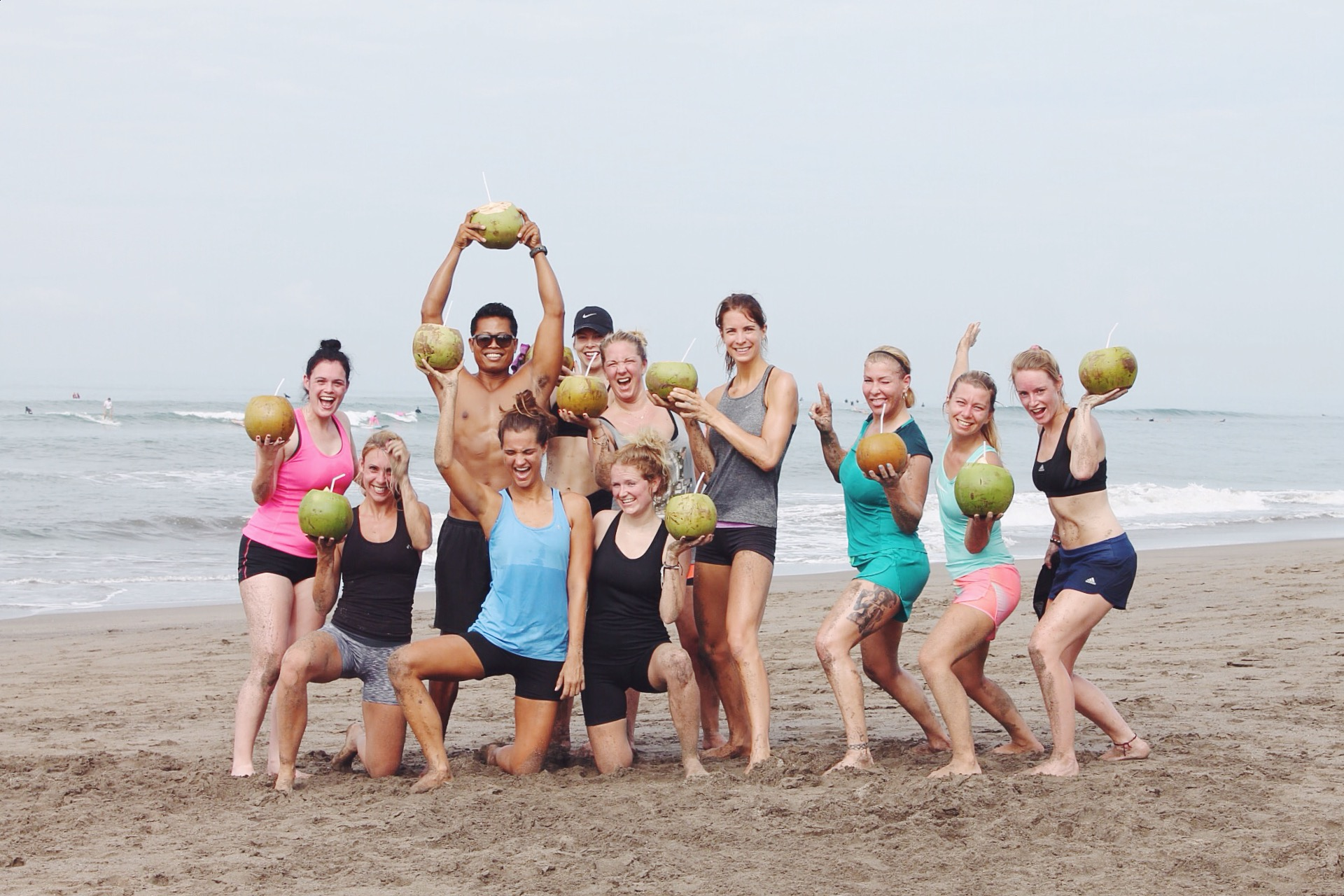 bootcamp retreat canggu bali