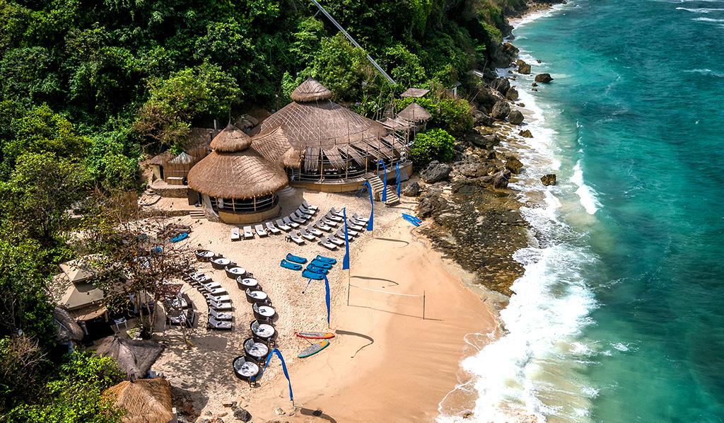 karma beach club bali, beste beach clubs van bali