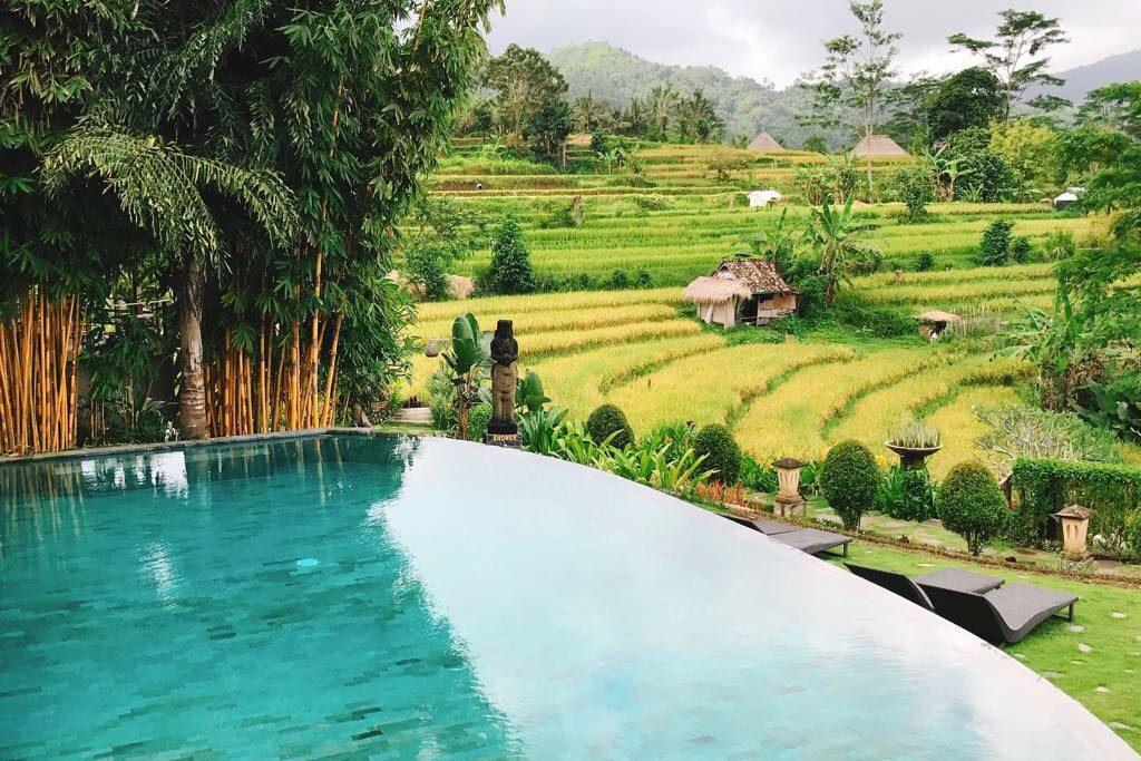 oosten van bali, de eerste indrukken van Bali