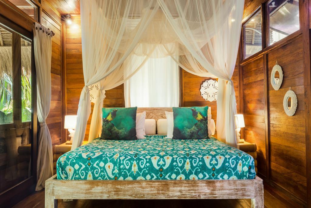 slapen op Nusa Lembongan