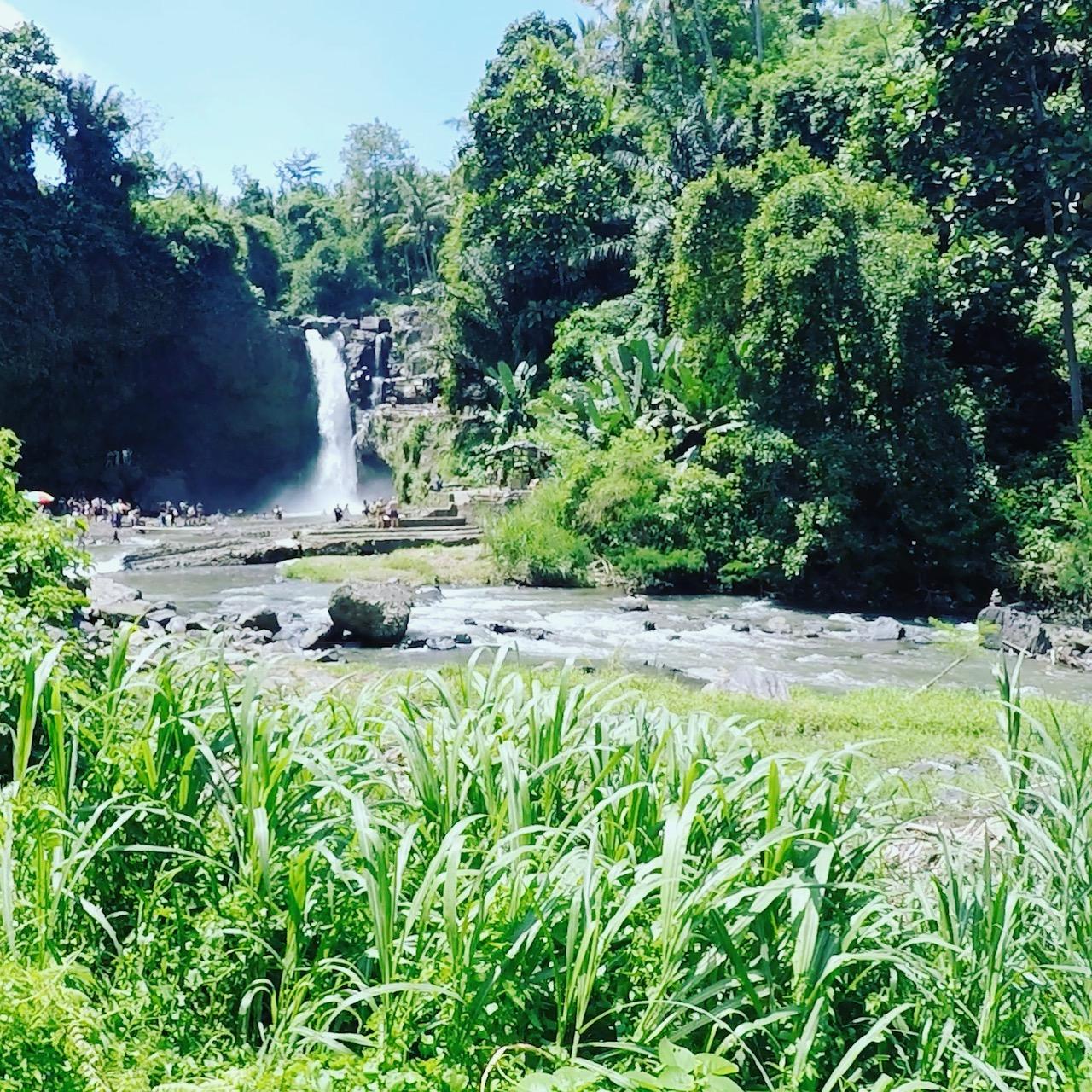 waterval bali ubud, Tegenungang