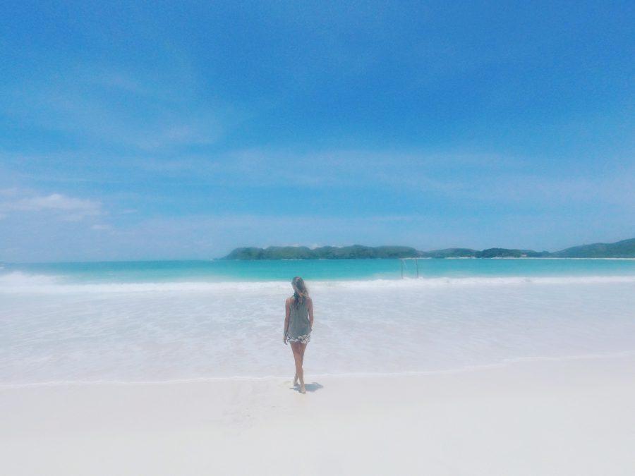 tanjung aan, strand lombok