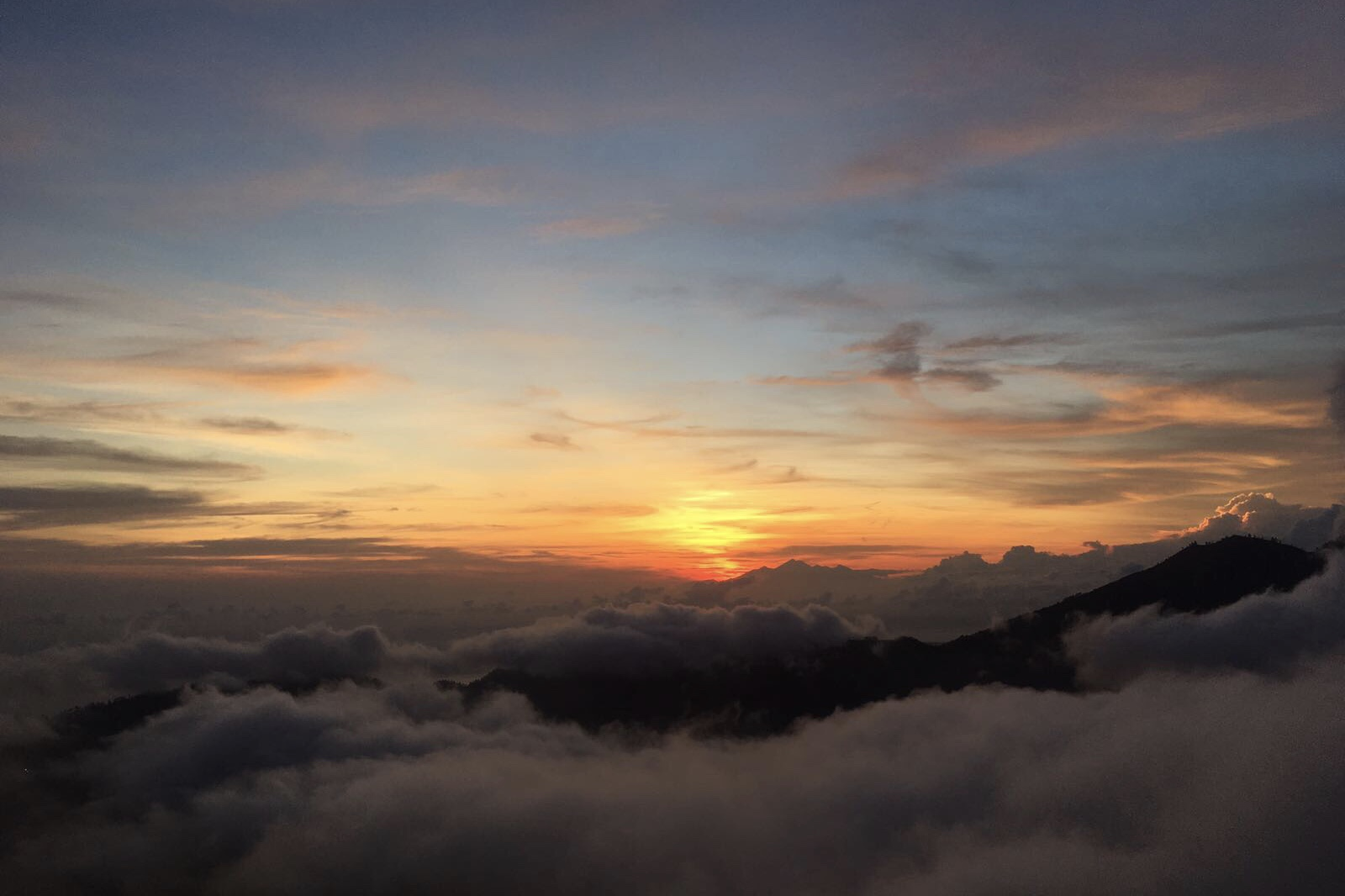 sunrise hike mount batur, zonsopgang batur vulkaan bali, activiteiten in ubud