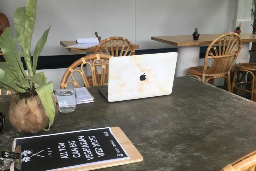 canggu werk cafes