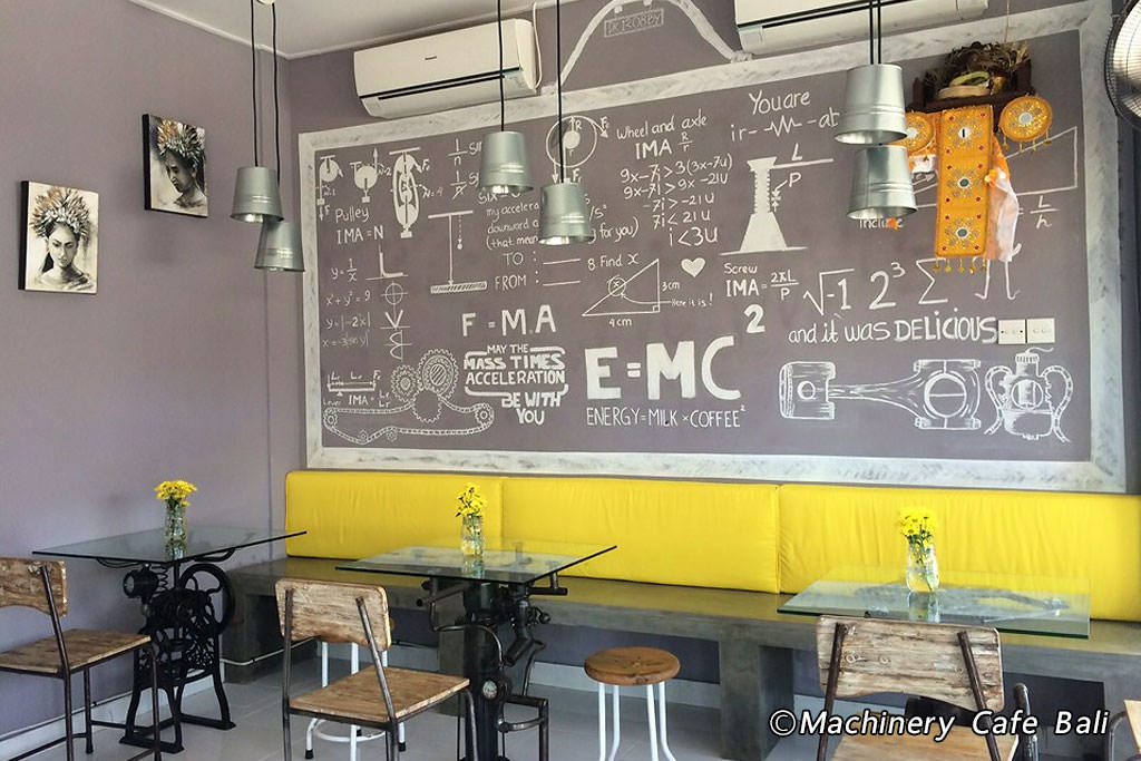 machinery-cafe-bali, werken in canggu