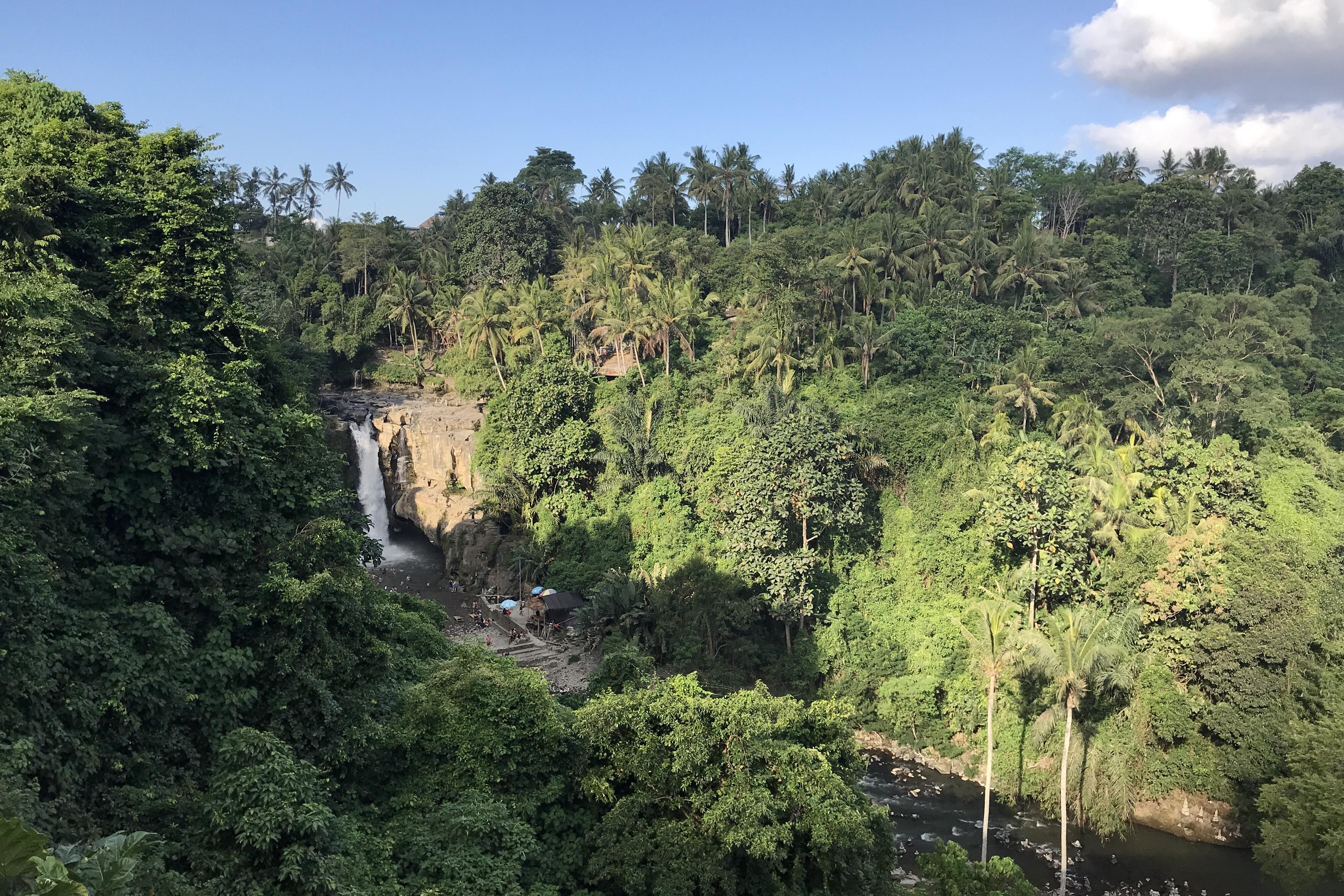tegenungan waterval ubud bali, activiteiten in ubud