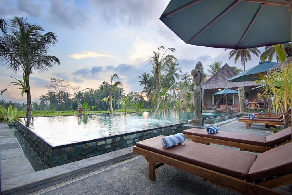 leuke hotels in ubud