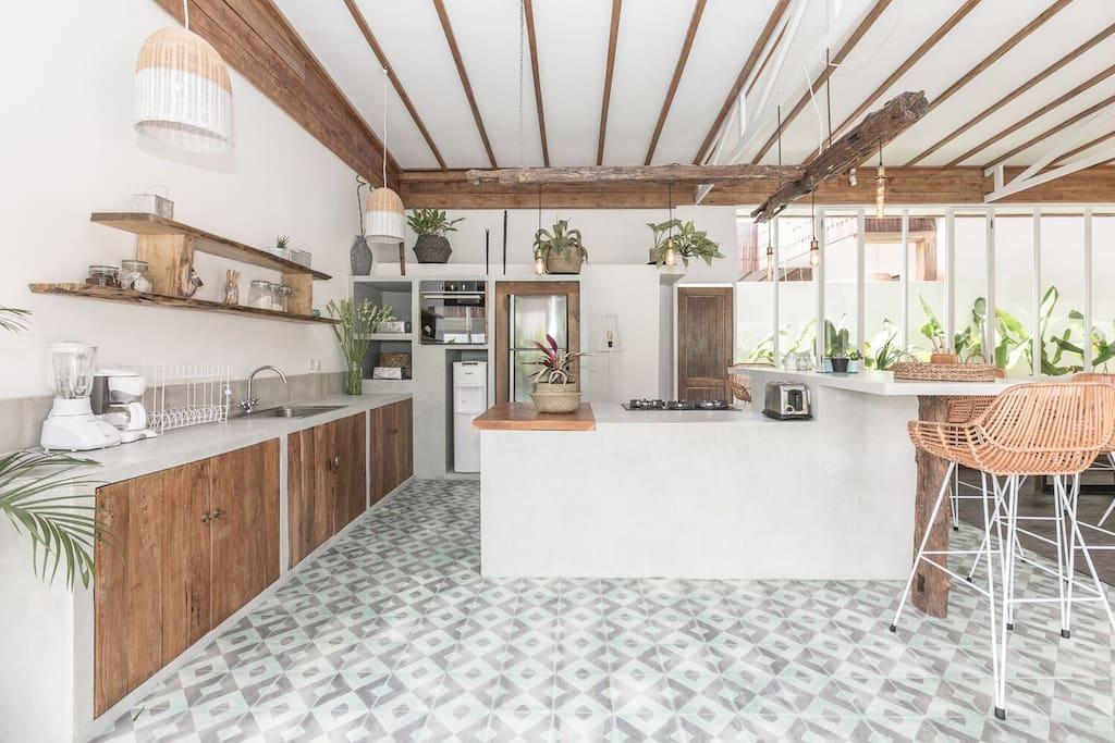 mooie villa's canggu, tawa airbnb