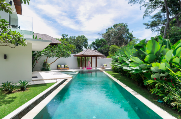 mooie villa's canggu