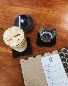 Koffie in Seminyak